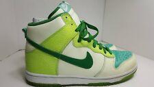 "Nike Dunk High Premium ""GLOW IN THE DARK"" L.E. 2006! Sz.9   SB Safari Jedi huf"