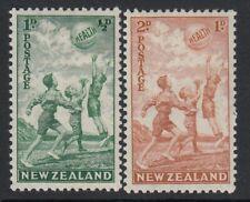 New Zealand Sc B16-B17 (SG 626-627), MLH