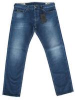 Diesel Herren Regular Slim Straight Fit Stretch Jeans - Safado X 0870F - W36 L32