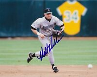 MATT WILLIAMS Signed 8x10 Photo Arizona Diamondbacks