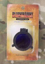 BLACKHAWK! Night Ops Legacy X9 & X12 Blue Flashlight Filter Cap SUREFIRE XENON