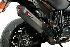 KTM Adventure 1190 Serket Slip-on Titanium Exhaust