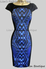 All Seasons for Women with Cap Sleeve Geometric Dresses