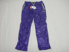 Puma Shiny Nylon Tracksuit Pants Bottoms Waterproof Baeball Soccer Jog L BNWT