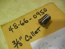 """Milwaukee 3/8"""" Collet # 48-66-0950 For Model 5660 & 5680 Routers"""