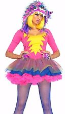 SEXY PARTY MONSTER HALLOWEEN COSTUME  ADULT X SMALL
