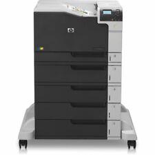 HP Color LaserJet Ent M750DN A4 A3 Printer Low Count Under 24K XTRAY WARRANTY