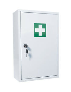 Stahl Verbandschrank Erste Hilfe Medizinschrank Verbandschrank leer 620220