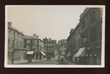 Somerset FROME High St Boots c1910s? RP PPC