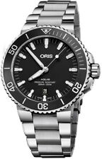 73377304154MB | 100% AUTHENTIC & BRAND NEW ORIS AQUIS DATE MENS WATCH ON SALE