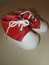 RED CLOTH SNEAKERS CHATTY CATHY, CHATTY CARTER FREE SHIPPING