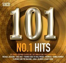 101 NO.1 HITS: 5CD SET 2017
