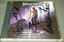 Megadeth: Countdown To Extinction 1992***Signed In 1997***