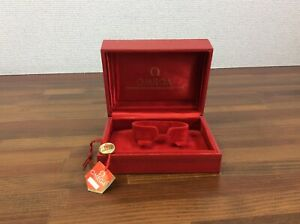 Omega 1964 Vintage Watch Box + Tag + FREE SHIPPING