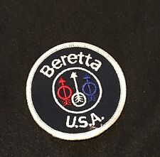 "~FIREARMS~ ""BARETTA U.S.A."" PATCH..... Iron/Sew on"