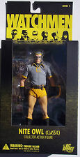 DC DIRECT. THE WATCHMEN NITE OWL CLASSIC COLLECTOR ACTION FIGURE. Series 2.