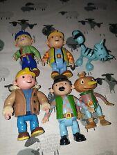 Bob the builder Figures Set (o8)