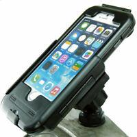 Joug 10 Moto Écrous Support & Tigra Rigide Étui Pour Iphone 8 Plus (14cm) Ho