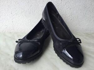 Damen Schuhe Ballerina von Gabor Gr. 38,5 / UK 5,5