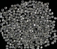 Natural Loose Diamond I1-I3 Clarity Round G-H Color 1.10To1.25 MM 25 Pcs Lot NQ6