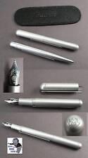 # Kaweco Liliput Set Füller und Kuli aus ALU silber  #