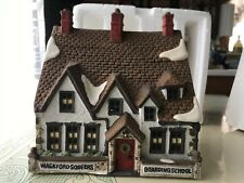 Dept 56 Dickens Village Series - Wackford Squeers Boarding School 59250 Retired