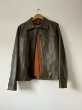 Gap Oliver Leather Jacket - XS - Mens