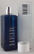 jlim410: Paris Hilton Heir for Men, 100ml EDT TESTER cod/paypal