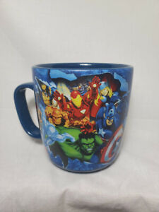 Marvel Avengers Coffee Cup Disney Store Made in Thailand