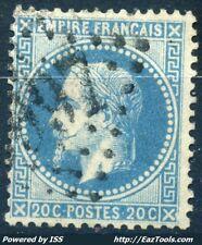 FRANCE EMPIRE N° 29 OBLITERATION GC 997 CHEMILLE LE BLANC INDRE ET LOIR A VOIR