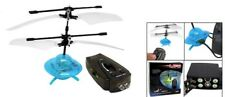 Remote Control Flying UFO With Twin Rotor Propulsion And LED lights gyro