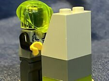 Lego Minifigure Alien Secret Base Mission Insectoids Headgear Helmet Custom Set
