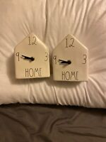 Rae Dunn By Magenta Artisan Collection (Home) Clock's *Free USPS Shipping*