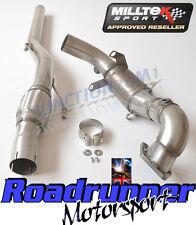 Milltek Seat Ibiza Cupra Bocanegra 1.4 Sports Cat & Downpipe Stainless Exhaust