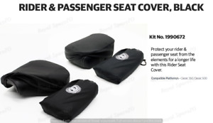 Royal Enfield RIDER & PASSENGER SEAT COVER For Classic 350, classic 500