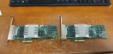 HP 4-Port Network Card NC364T HSTNS-BN26 ( Lot of 2 )