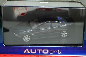 1:43 Scale Holden Coupe Concept Car Metallic Blue/Black Autoard Diecast Model