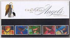 GB Presentation Pack 292 1998 Christmas Angels
