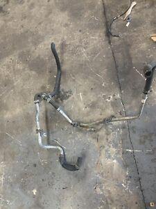 Chrysler 300C 3.0 Crd V6 Metal Pipe Bottom Engine Water Coolant Hoses Fitting