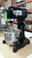 New ListingUsed Hobart A-120 12 Qt. Mixer With Attachments
