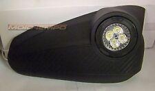 LED Black Handguards Brush Motorcycle Bike MX Enduro Off-Road Dual Road ATV