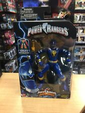 """Power Rangers Legacy Collection Dino Thunder Blue Ranger 6"""" Action Figure"""