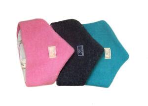 PICKAPOOH Neck warmer 100% MERINO wool Baby Boy Girl scarf cotton fleece winter
