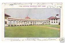 1905 Lewis & Clark Exposition- Colonnade Entrance