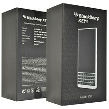 BlackBerry KEY 2 Single 64GB 12MP Unlocked Smartphone - Silver PRD-63824-039