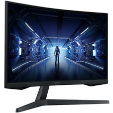 """Samsung LC27G55TQWNXZA-RB 27"""" G5 Curved Gaming Monitor - Certified Refurbished"""