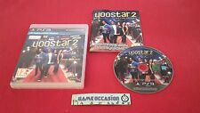 YOOSTAR 2 IN THE MOVIES PS3 PLAYSTATION 3 SONY PAL COMPLETE