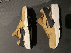 Nike Air Huarache Beige Sneakers For Men For Sale Authenticity Guaranteed Ebay