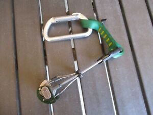 Black Diamond Green Camalot .75 & BD Carabiner