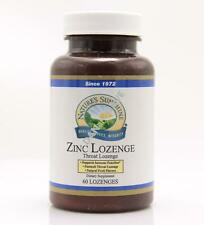 Natures Sunshine Zinc Lozenge (60 tablets)